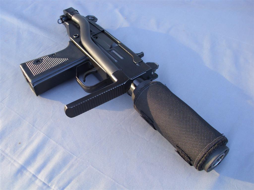 Uzi Micro Pistol