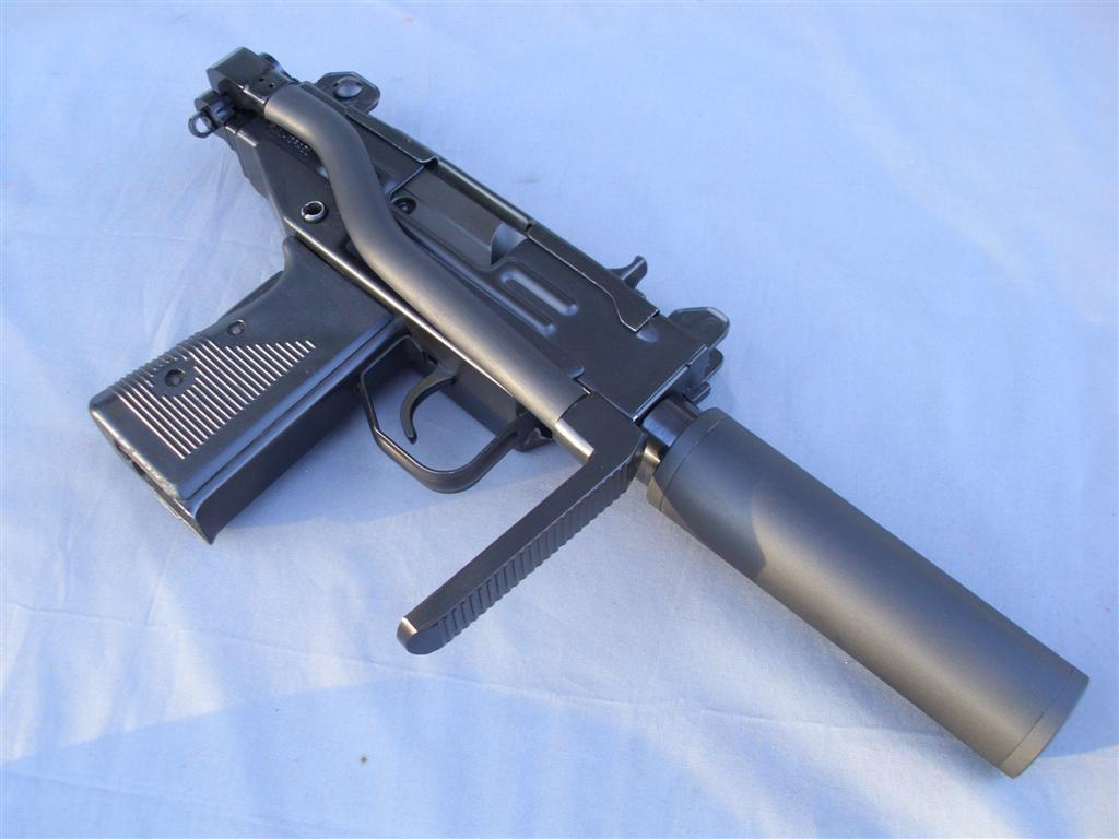 Micro Uzi Suppressor Images - Reverse Search